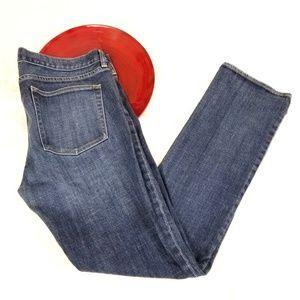 J Crew Jeans Indigo Matchstick Fit Skinny Stretch